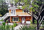 mendocino rental cottage
